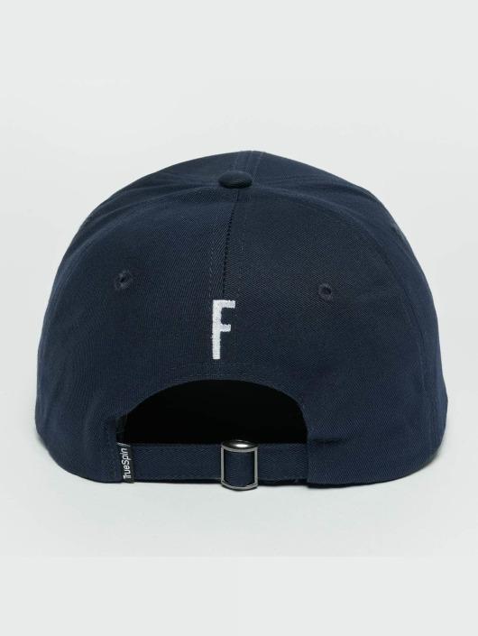 TrueSpin Snapback Cap ABC F blu