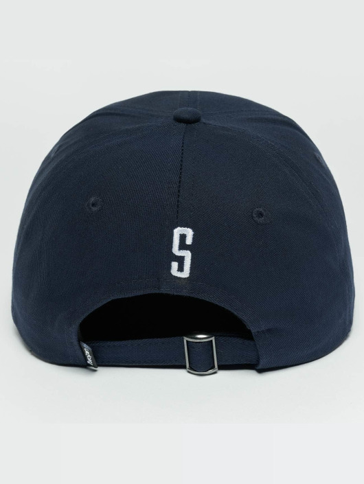 TrueSpin Snapback Cap ABC S blu
