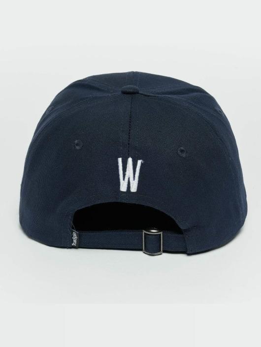 TrueSpin Snapback Cap ABC W blu