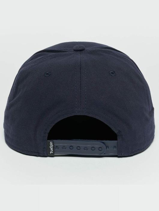 TrueSpin Snapback Cap Shamy 2018 blue
