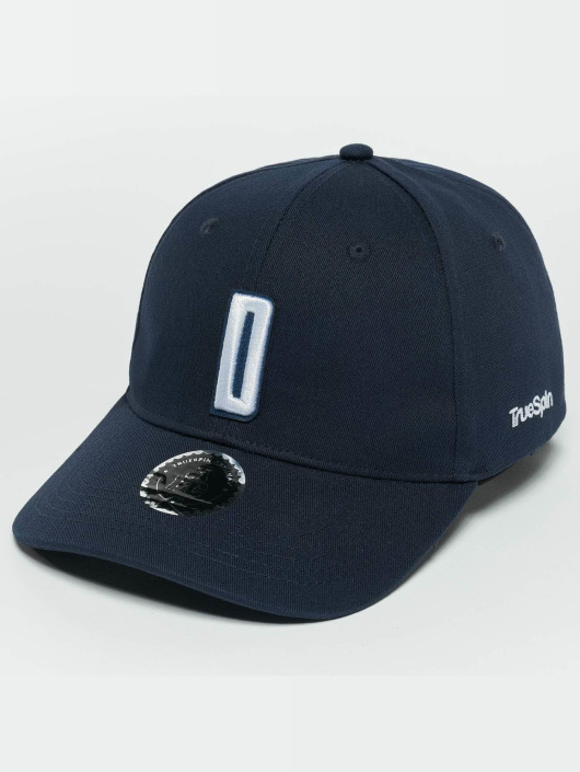 TrueSpin Snapback Cap ABC D blue