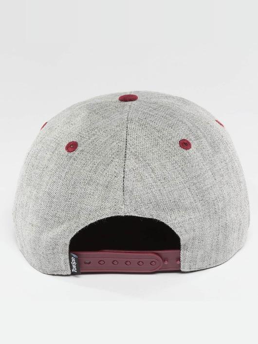 TrueSpin Snapback Cap 4 Letters Busy gray