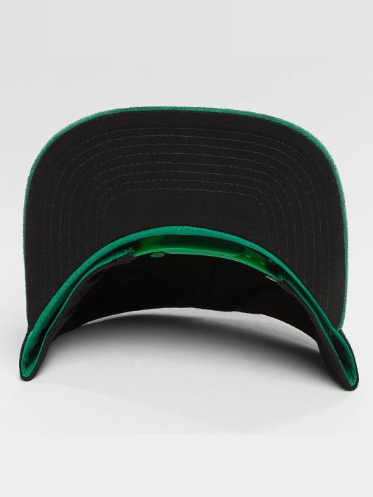 TrueSpin snapback cap 2 Tone zwart
