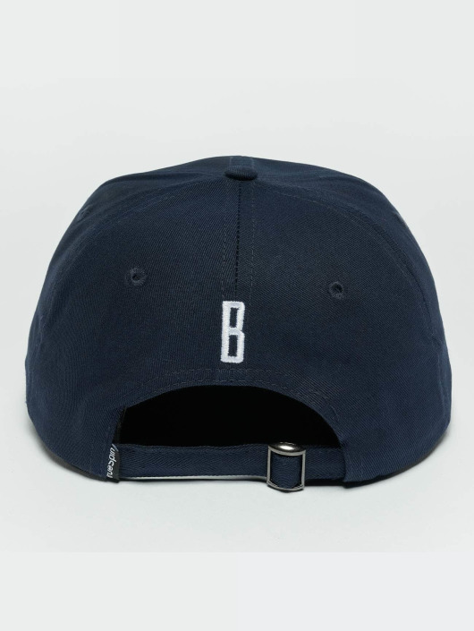 TrueSpin Snapback Caps ABC B blå
