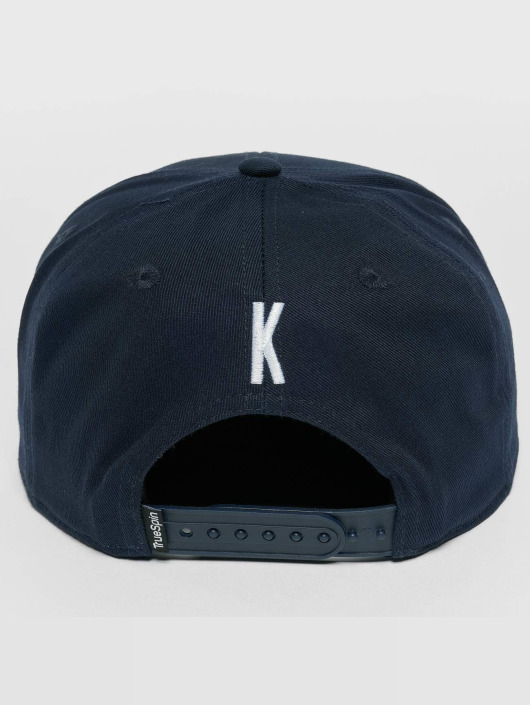TrueSpin Snapback Caps Kids ABC K blå