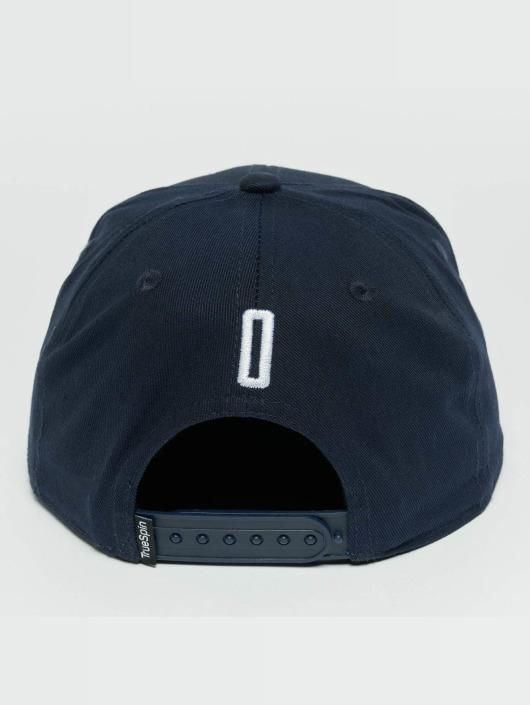 TrueSpin Snapback Caps TSABCKIDZSB blå
