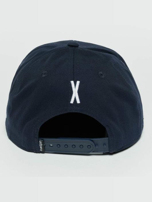 TrueSpin Snapback Caps Kids ABC X blå