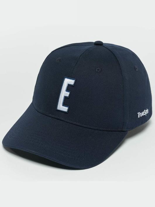 TrueSpin Snapback Caps ABC E modrý