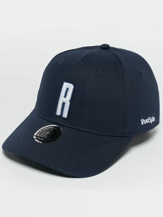 TrueSpin Snapback Caps ABC R modrý