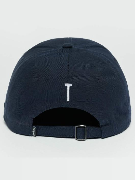TrueSpin Snapback Caps ABC T modrý