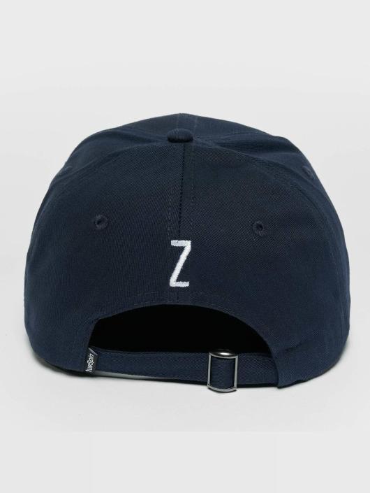 TrueSpin Snapback Caps ABC Z modrý