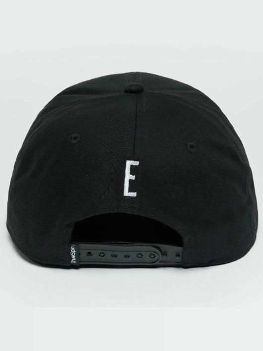 TrueSpin Snapback Caps ABC E musta