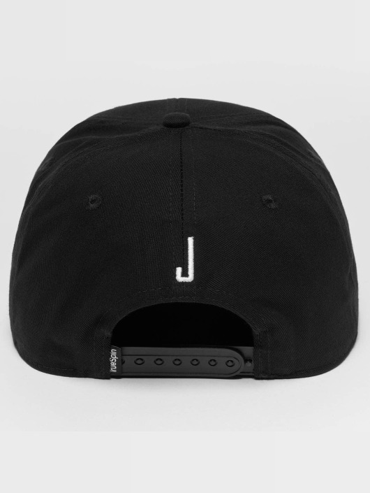 TrueSpin Snapback Caps ABC J musta