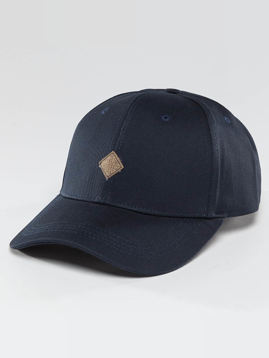 TrueSpin Snapback Caps Truely Small niebieski
