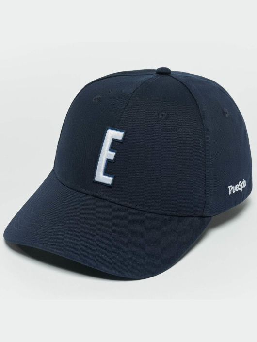 TrueSpin Snapback Caps ABC E niebieski