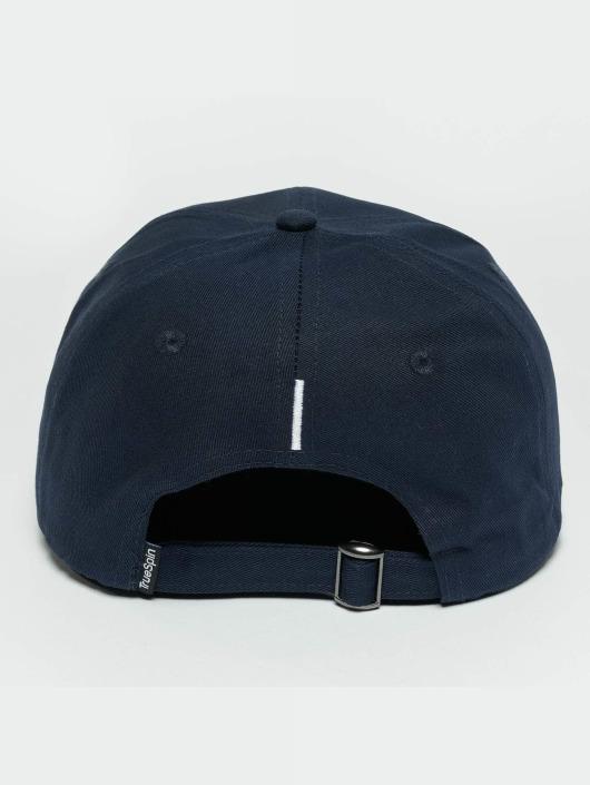 TrueSpin Snapback Caps ABC I niebieski