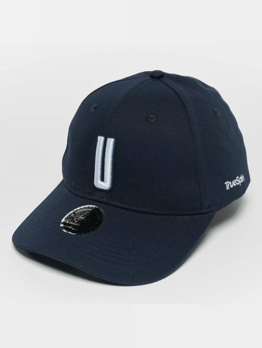 TrueSpin Snapback Caps ABC U niebieski