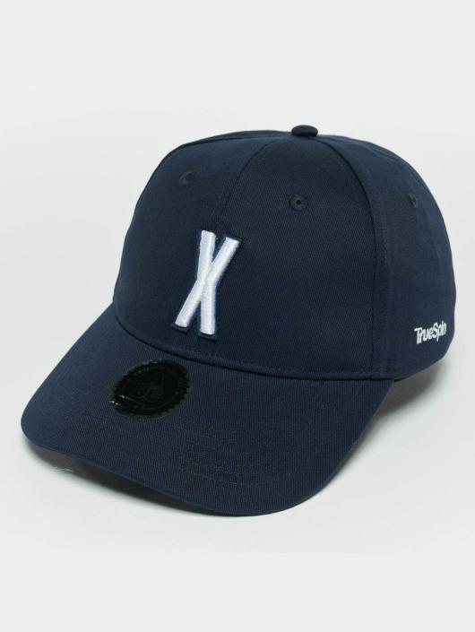 TrueSpin Snapback Caps ABC X niebieski