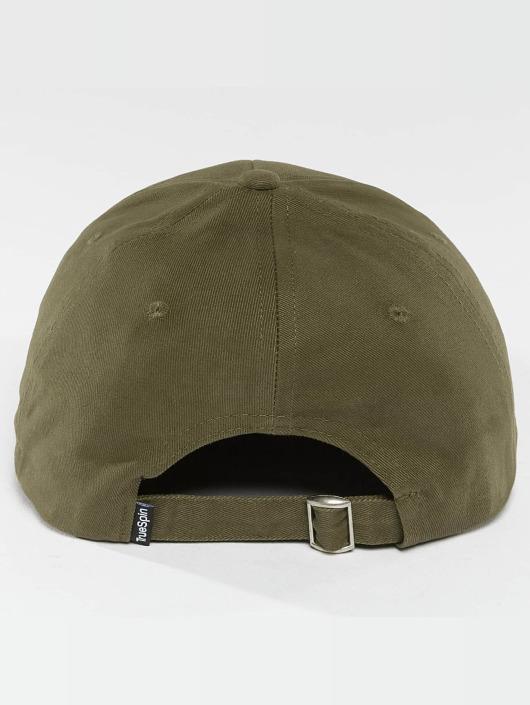 TrueSpin Snapback Caps Anker oliwkowy