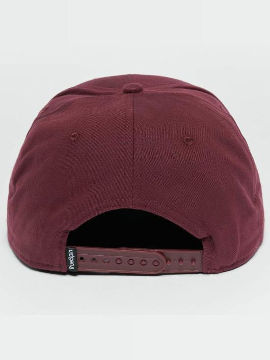 TrueSpin Snapback Caps Shamy 2018 punainen