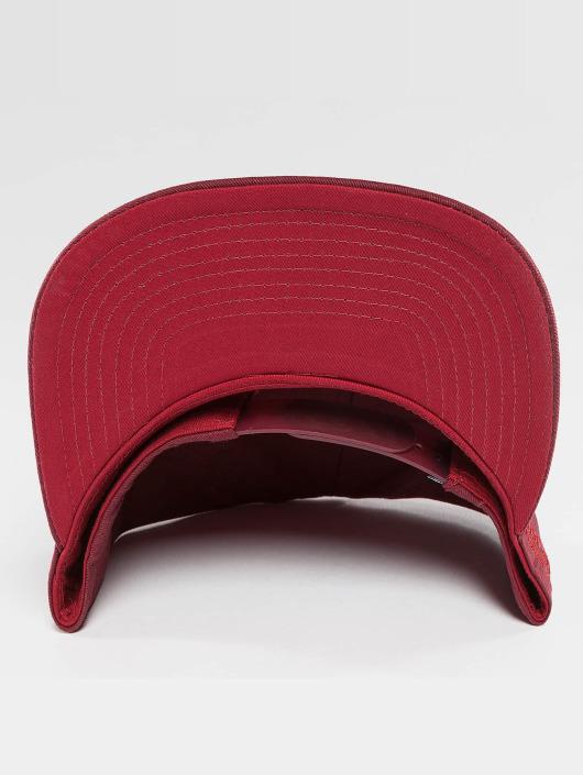 TrueSpin Snapback Caps Shorty MYOB red