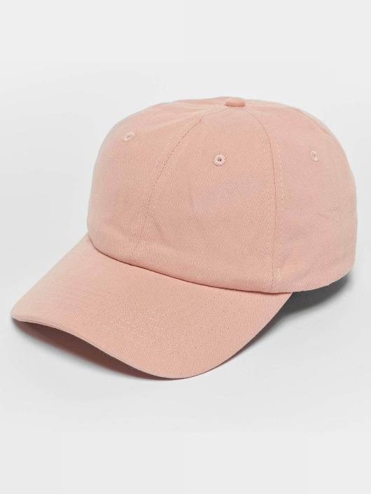 TrueSpin Snapback Caps Tuned Round rosa