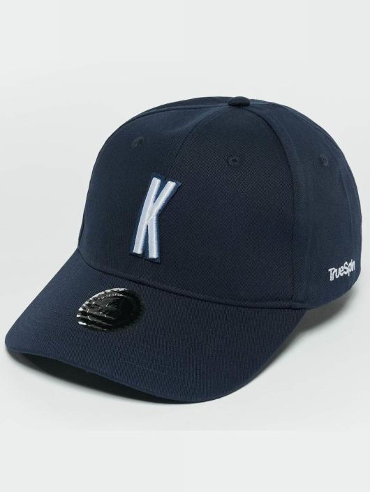 TrueSpin Snapback Caps ABC K sininen