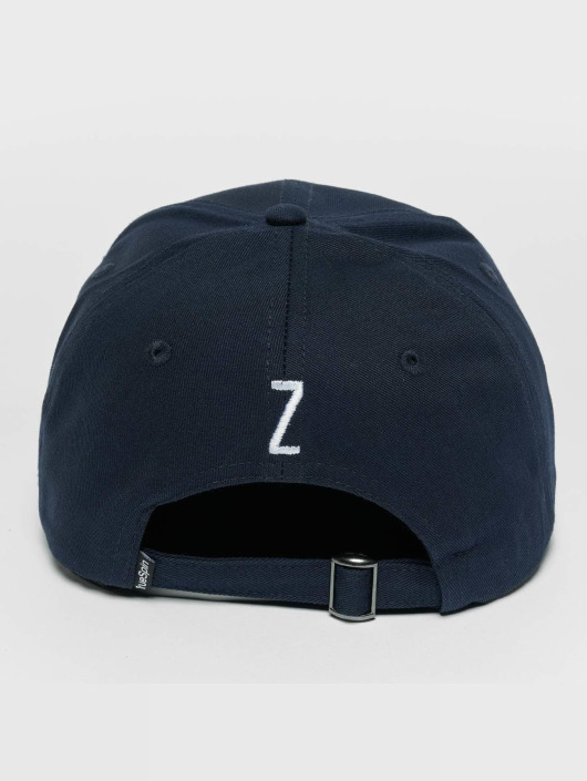 TrueSpin Snapback Caps ABC Z sininen