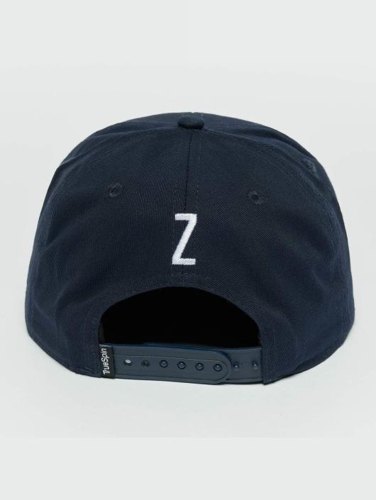 TrueSpin Snapback Kids ABC Z modrá