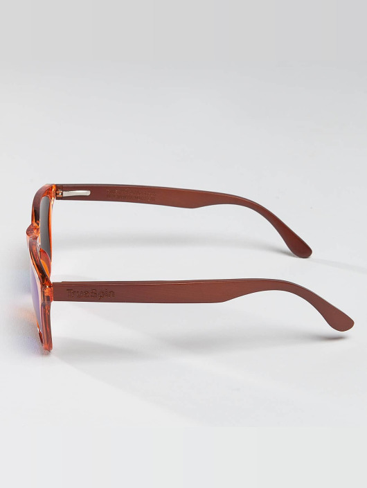 TrueSpin Sunglasses Nu Bamboo orange