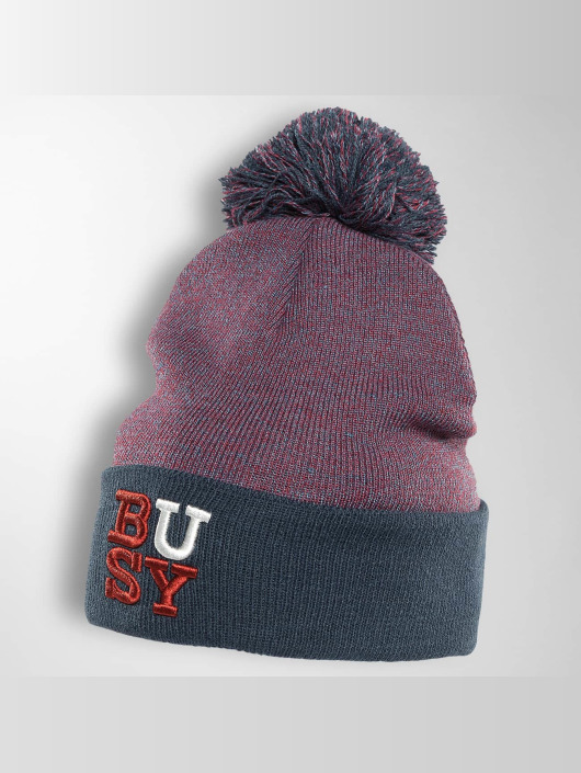 TrueSpin Winter Hat 4 Letters red