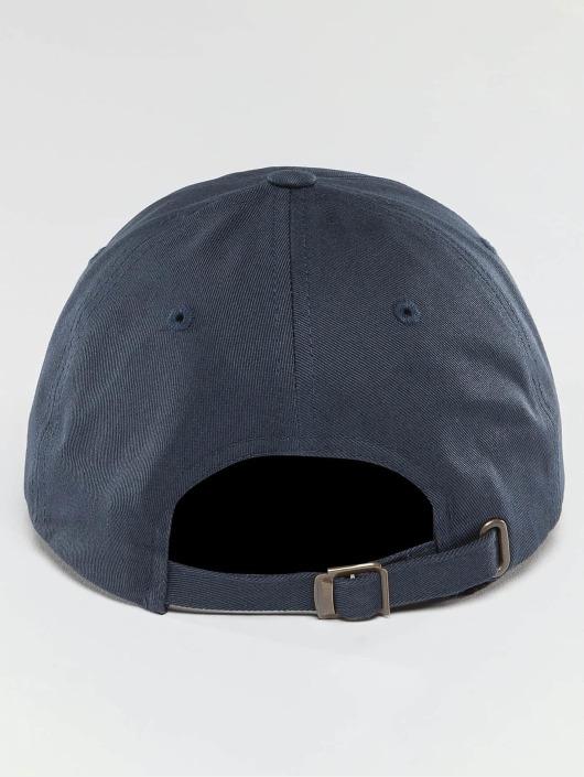 TurnUP snapback cap Mac blauw