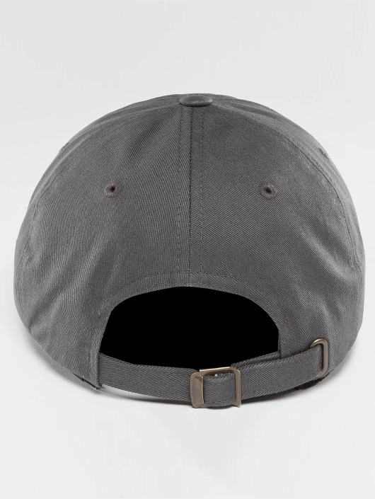 TurnUP snapback cap Angry grijs