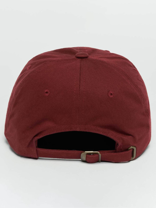 TurnUP Snapback Cap Neigschaut red
