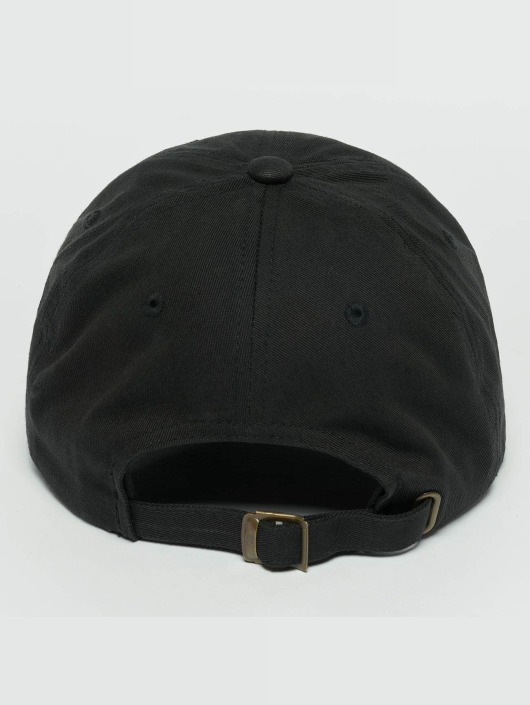 TurnUP Snapback Cap Rich schwarz