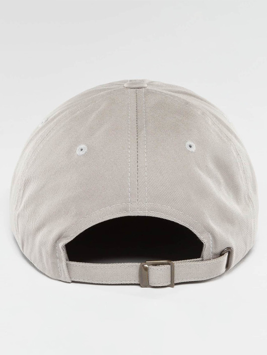 TurnUP Snapback Cap Raffle silberfarben