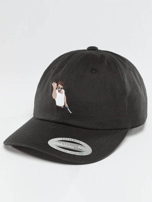 TurnUP snapback cap Got Salt zwart