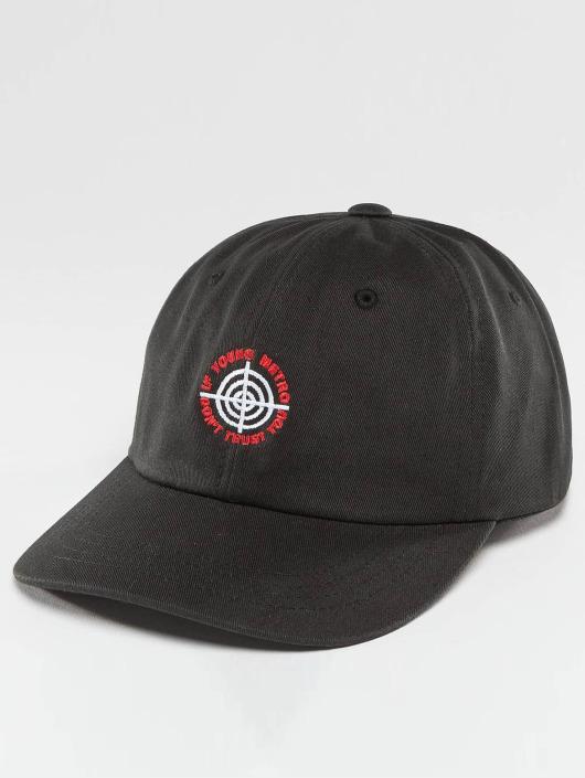 TurnUP snapback cap Trust zwart