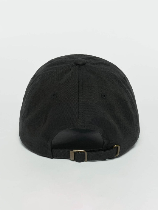 TurnUP snapback cap Nose Bleed zwart