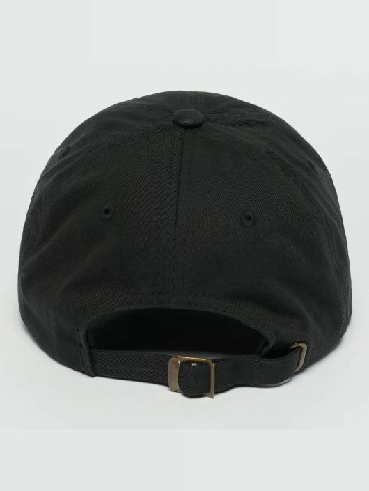 TurnUP snapback cap Rich zwart