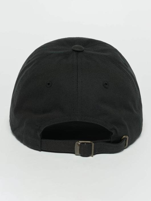 TurnUP snapback cap Absolit zwart