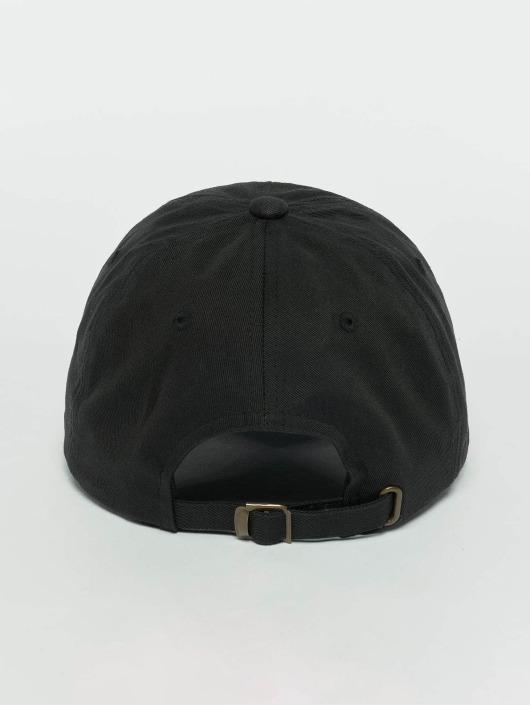 TurnUP Snapback Caps Nose Bleed čern