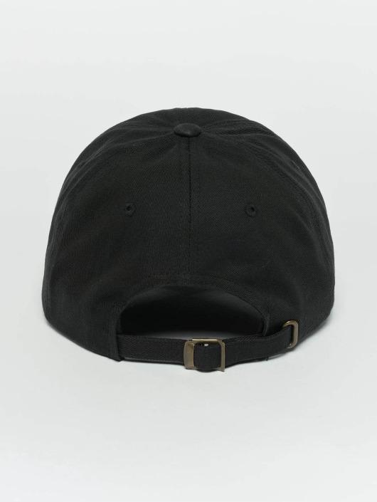 TurnUP Snapback Caps Crust čern