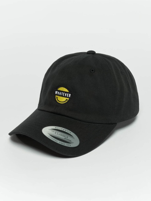 TurnUP Snapback Caps Smever čern