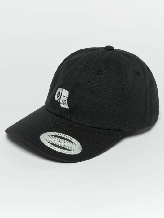 TurnUP Snapback Caps Happens czarny