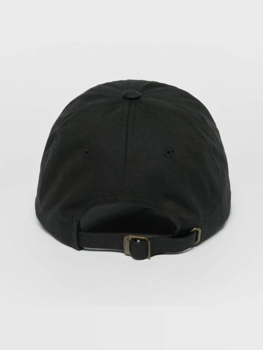 TurnUP Snapback Caps Neigschaut czarny