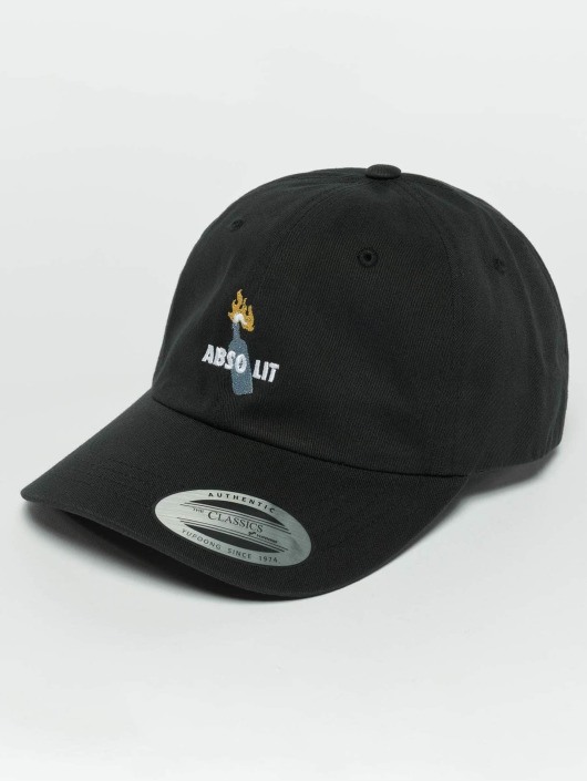 TurnUP Snapback Caps Absolit czarny