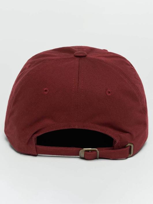 TurnUP Snapback Caps Neigschaut czerwony