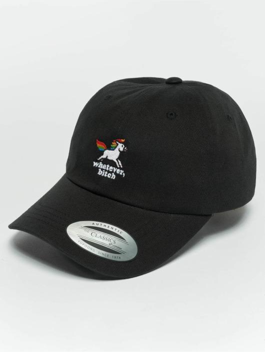 TurnUP Snapback Caps Whatever svart