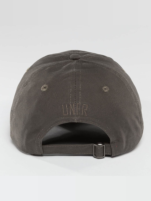 UNFAIR ATHLETICS Snapback Cap DMWU 6 Panel olive
